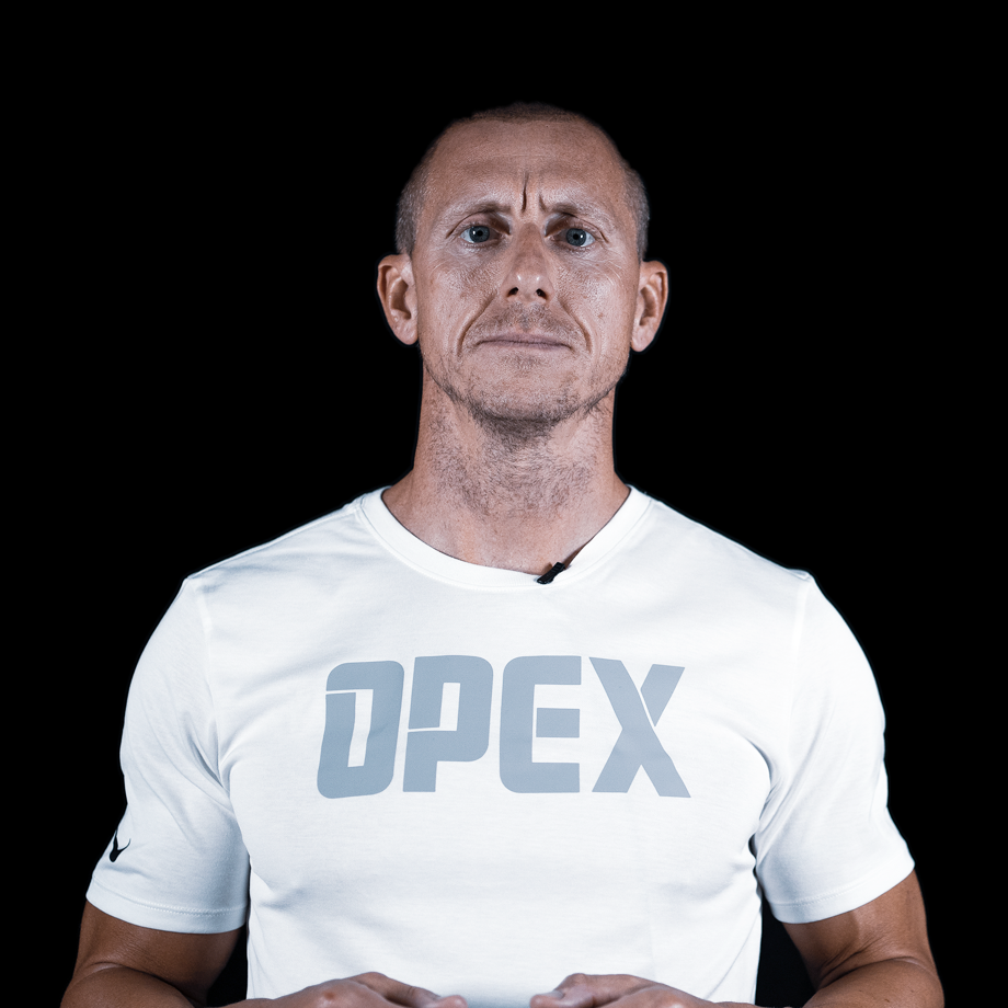 James FitzGerald OPEX Founder