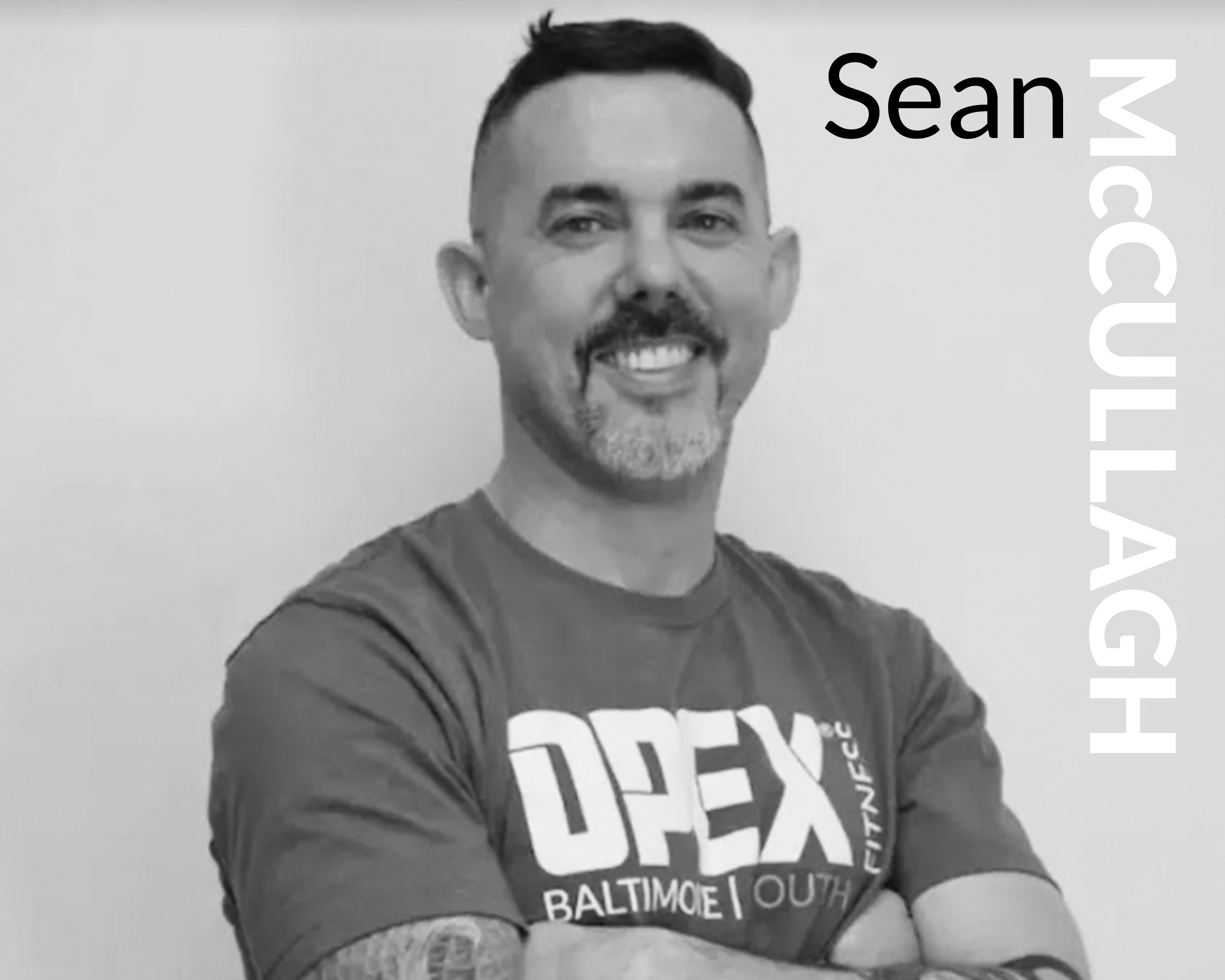 Sean McCullagh OPEX Baltimore
