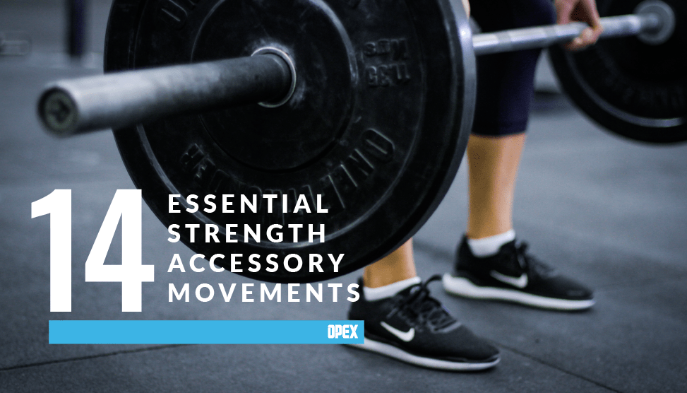 14 essential strength accessory movements