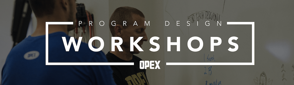 Program Design Workshop