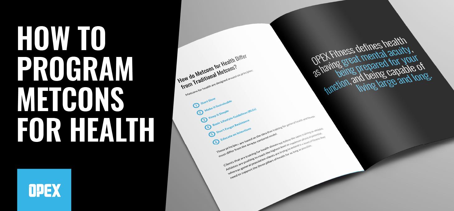Program Metcons for Health Download
