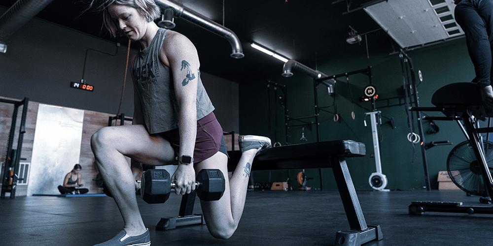 Bulgarian Split Squat Benefits and Sample Training Day