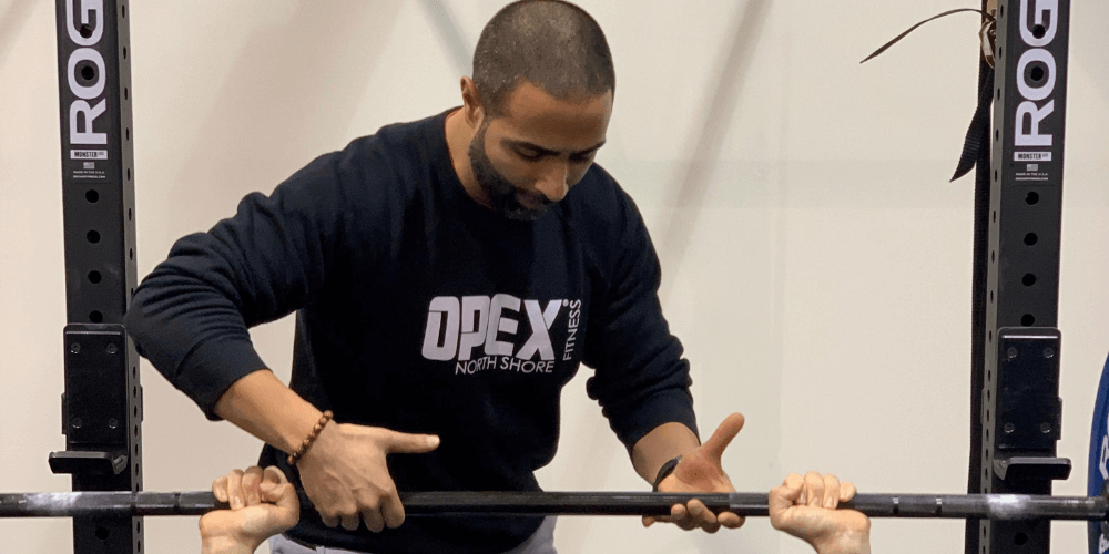 Case Study: Shayan Vaghayenegar's Path to Becoming OPEX North Shore