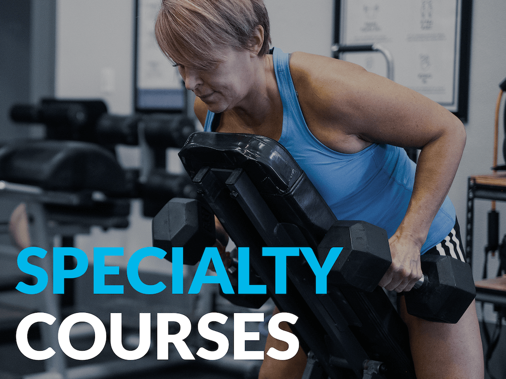 OPEX Fitness Specialty Fitness Coaching Courses